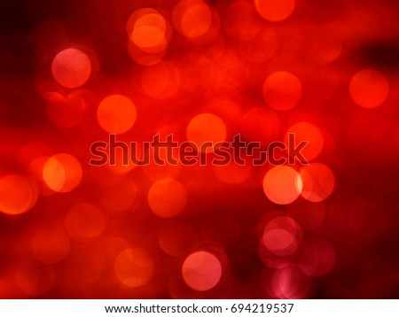 background. Bright and colorful lights. Celebration atmosphere.