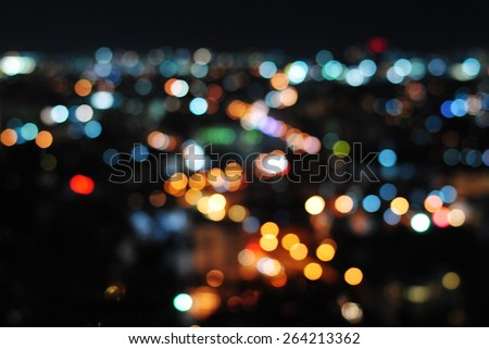 background city blurred blur wall lights night abstract focus dark wallpaper colorful nigntlife