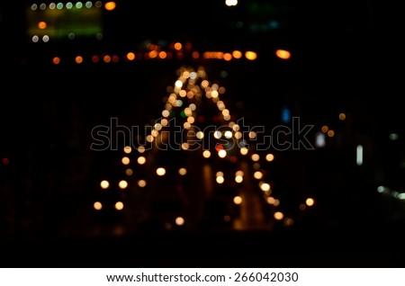 background city car lights blur abstract blurred light night focus design shiny wall wallpaper