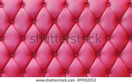 background closed up of genuine leather upholstery
