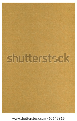 background  closeup of brown cardboard