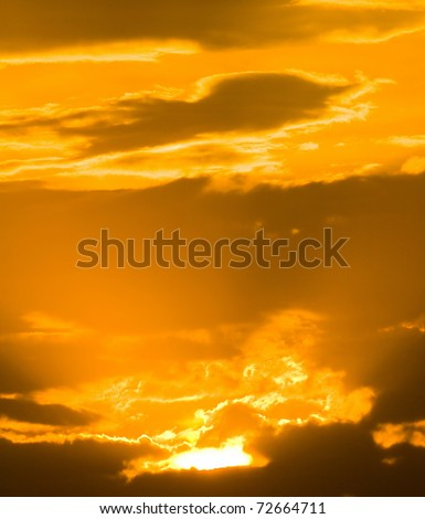 Background Clouds Skyscape
