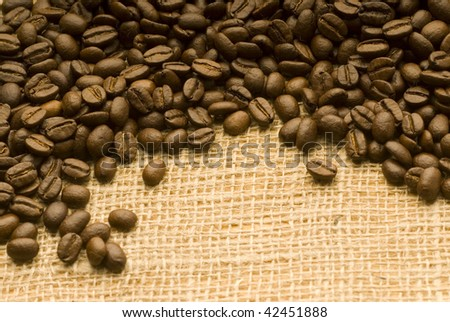 background coffee fund for use in graphic design and make your text