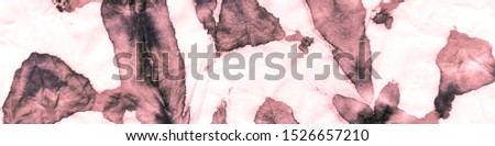 Background Color Splash. Soft Gradient. Brown Watercolor Blotch. Hand Made Paper Background. Rose Kraft Background. Old Stain Pattern. Pale Background. Dirty Style.