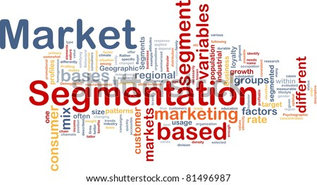 marketing concept of targeting a segment A well planned marketing campaign involves a range of methods including market positioning, market planning, identification of target markets and market segmentation consideration of market segmentation and target markets will now be made in order to answer the questions outlined.