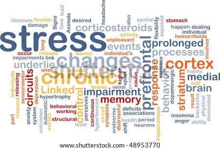 sample essay on causes of stress