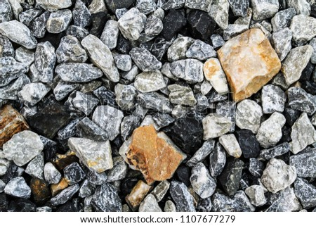 Background Crushed rock #1107677279