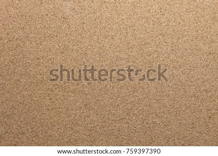 574677a6fada Background Detailed pattern of brown cork floor with falling area for  texting.