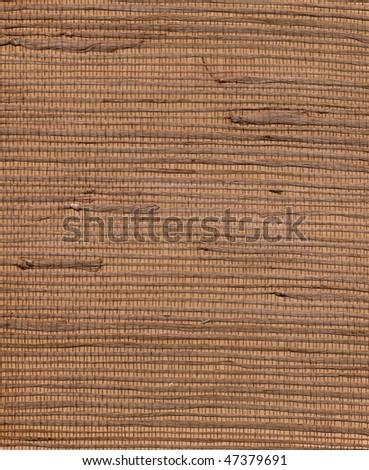 Background. Dry straw