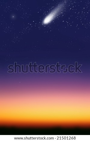 "Background ""Fantastic space"". Vertical #21501268"