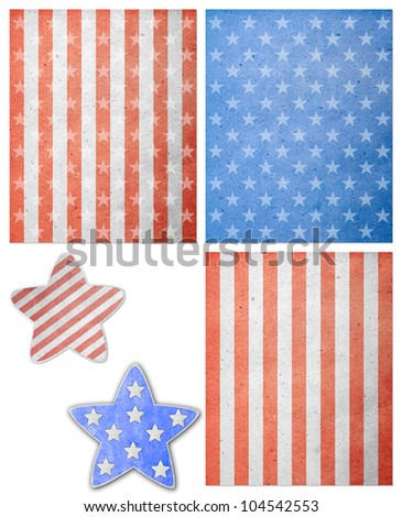 Background for  July 4th, Labor day in the usa Holiday