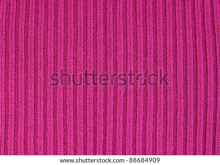 Background from a knitted surface