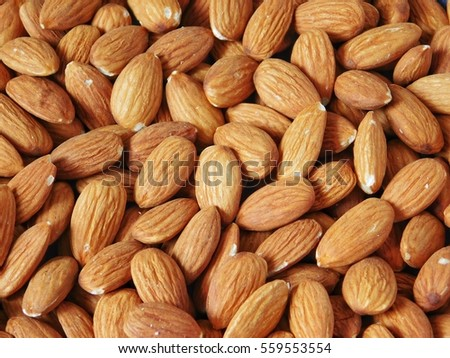 background from almond #559553554
