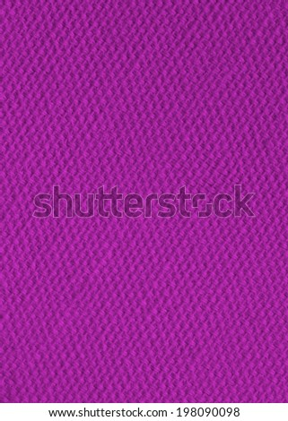 Background from coarse canvas texture. Clean background. Image with copy space and  place for your  project.