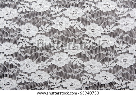 Background from lace with pattern