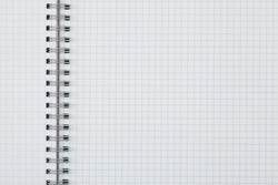 background from page of exercise book ideal for internet page