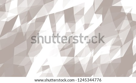 Background from polygons. Abstract background pattern. #1245344776