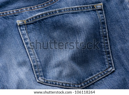 background image of blue jeans