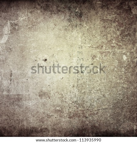 background in grunge style - containing different textures