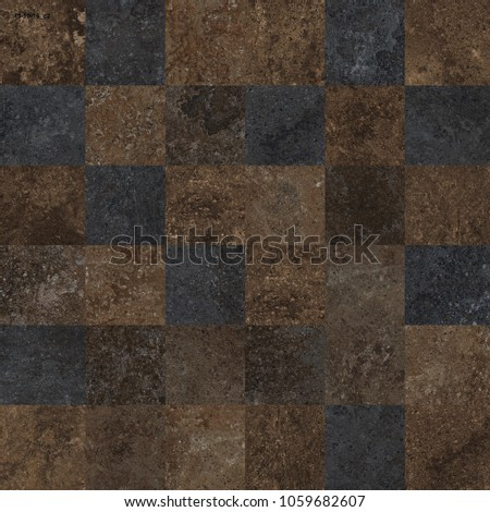 Background in marbled squares