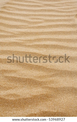 background made of a close up of sand