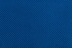 Background made of a closeup of a blue fabric texture