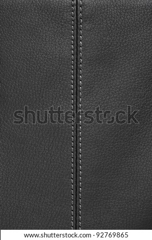 background made of a closeup of a leather texture