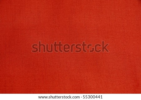 background made of a closeup of a red satin textile