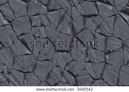 background made of gray stones