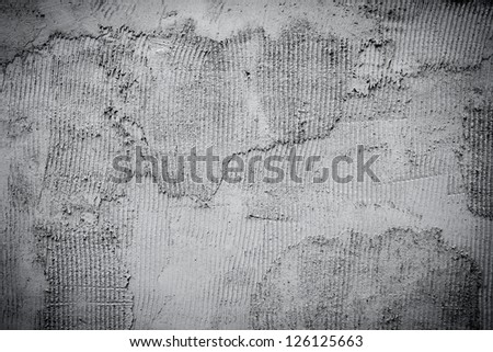 Background made with a texture of a plaster wall