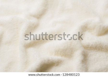 Background material cloth towel