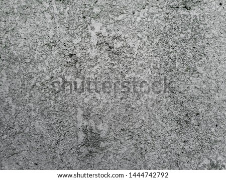 Background of block concrete wall