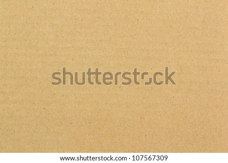 background of brown cardboard with room for text or label