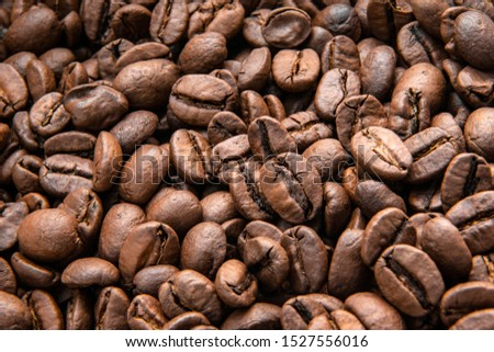 Background of coffee beans/ coffee beans texture /coffee beans/