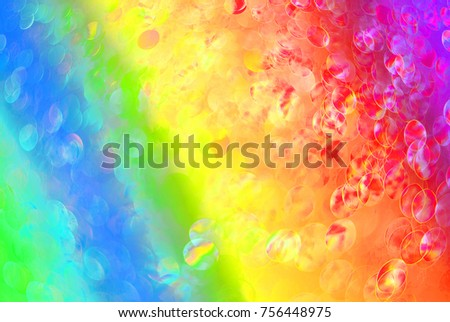 Background of colored glows #756448975