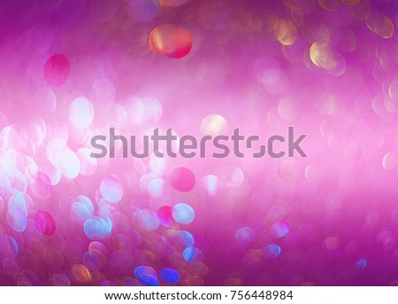 Background of colored glows #756448984