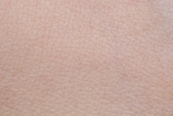 background of female human skin texture