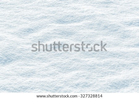 background of fresh snow texture in blue tone #327328814