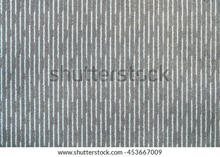 Background of gray carpet fabric.