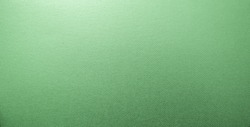background of green metallized paper texture