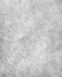 Background of grey concrete floor with cracks in high res