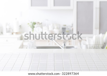 Shutterstock Background of kitchen