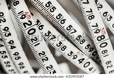 Background of numbers. from zero to nine. Background with numbers. Numbers texture. measuring tape. meter belt #635493587