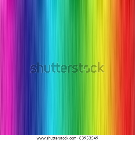 Rainbow Background on Background Of Rainbow Colored  Sugar Coated Candy Strips Stock Photo