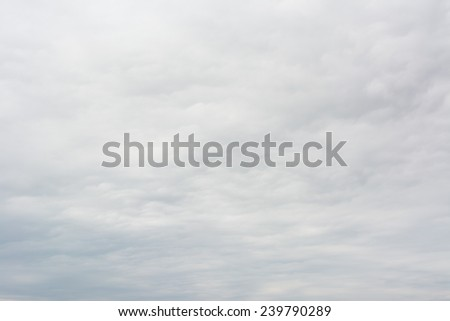 Background of real heavy clouds. #239790289