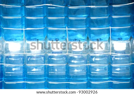 Background of recycle bottle.