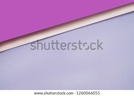 Background of shape and geometry. Colored background decorations with paper. #1260066055