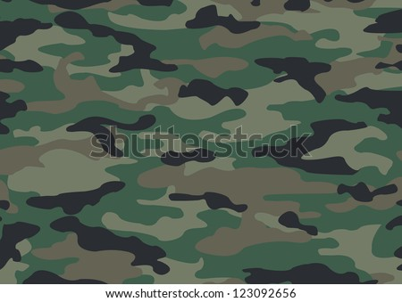 background of soldier green camo pattern