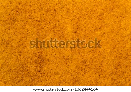Background of textile material. Polishing material for metal surfaces #1062444164