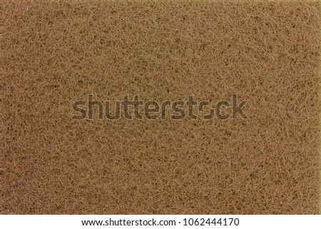 Background of textile material. Polishing material for metal surfaces #1062444170